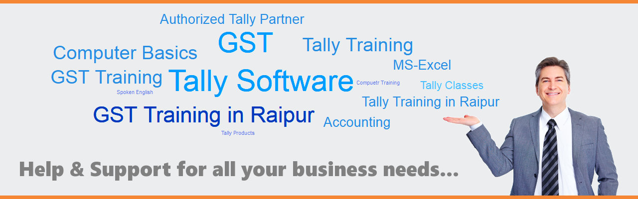 Tally Software, Accounting & Training